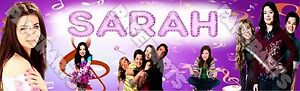 """iCarly Poster Banner 30"""" x 8.5"""" Personalized Custom Name Printing for Kids"""