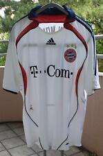 Bayern München Trikot Luca Toni 2006/2007 mit Unterschriften Adidas T...COM