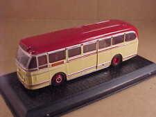 Oxford #76LRT008 1/76 Diecast Leyland Royal Tiger UK Route Bus - Standerwick
