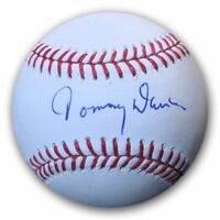 Tommy Davis Signed Autographed MLB Baseball Los Angeles Dodgers MLB JD429546