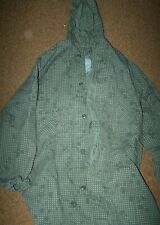 NIGHT DESERT CAMO PARKA, SMALL, 1984 DATED, U.S. ISSUE *NICE*