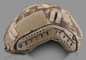 Airsoft Tactical Military Helmet Cover for Fast Helmet BJ/PJ/MH HLD