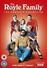 Royle Family The Complete Collection 5037115360434 DVD Region 2