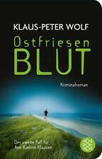 Klaus-Peter Wolf - Ostfriesenblut: Ann Kathrin Klaasen 2. Fall - UNGELESEN