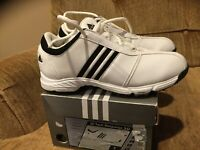 New W Box Adidas Tech Response 3.0 Women's  Golf Shoes Sz 7M Traxion 8 See Pics!