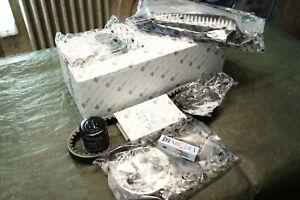 Vespa LX 125 S Inspektion Kit 10.000km 1R000112 Keilriemen Kerze Rollen Filter