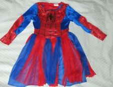 GIRLS SPIDERMAN DRESS BY MARVEL.