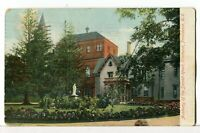 1908 - Academy of the Sacred Heart, Elmhurst, Providence, RI Postcard