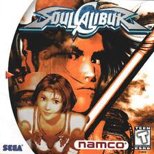 Soul Calibur - Dreamcast Game