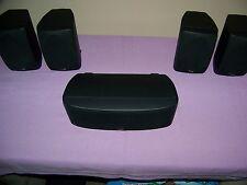 Polk Audio Center Speaker RM2650 And 4 Satellite Speakers RM2350 Tested