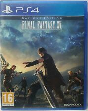 Final Fantasy XV. Day One Edition. Ps4. Fisico. Pal Es