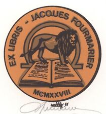 Ex Libris Willy Braspennincx : Opus 31, Jacques Fourmarier
