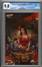 Grimm Tales of Terror 2018 Halloween Special CGC 9.8 NYCC Exclusive Highest Only