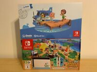 Nintendo Switch Animal Crossing New Horizons Edition UK Version Ready to Ship