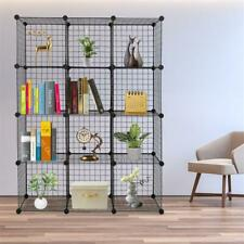 12-Cube Organizer Cube Storage Storage Shelves Wire Cube Storage Origami Shelves