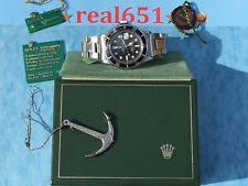 1973 ROLEX Red Submariner 1680 Wristwatch | Vintage | Original Box~Anchor~Tag +