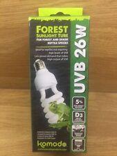 Komodo Forest Sunlight Compact Lamp Uvb 5.0 ES, 26 Watt