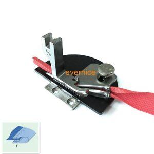 Clean Finish Leather Edge Binder Set For Juki Ddl-127 227 555 8500 Singer Brothe