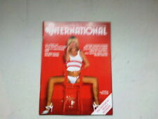 """REVUE ANGLAISE """"CLUB INTERNATIONAL""""  EROTIQUE VOLUME 6  NUMBER 11*"""