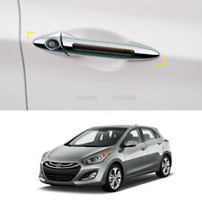 Chrome Luxury Door Catch Molding Handle Cover for HYUNDAI Elantra GT/i30 2013-15