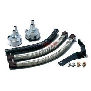 GReddy Oil Filter Relocation Kits ES501 FITS MAZDA RX7 FC3S
