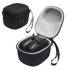 Storage Case Box Electric Earmuff Hard Travel For Howard Leight Impact Sport OD