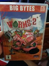 Worms 2 -  PC GAME - FREE POST *