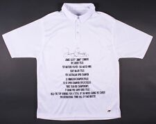 Jimmy Connors Signed Career Highlight Stat Jersey (Mab Hologram)