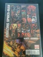 Amazing Spider-man 649 2nd Print Variant VF 1st new Hobgoblin