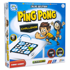 Children's Two Player Ping Pong Challenge Family Party Game Toy 0159-8
