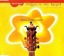 Jam & Spoon Right in the night (1994, #6598550) [Maxi-CD]
