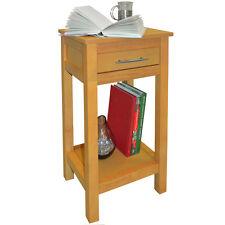 ASPEN - Natural Wood Telephone Table - OC4470