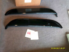 FORD 97 F15, F250 LIGHT DUTY PICK UP rear vent shades ORIG. FORD NOS