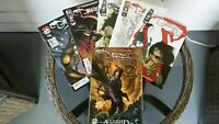 The Darkness  Accursed TPB #75 variant  #76 #77 #78 Lordbroks hand #1 Top Cow