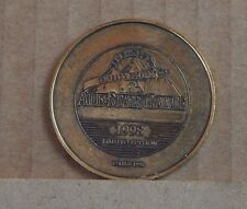 Colorado Rockies 1998 All Star Game Limited Edition Medallion Coors field