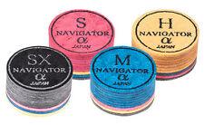Navigator Alpha Pool Cue Stick Tip dist by McDermott Cues - Super Soft
