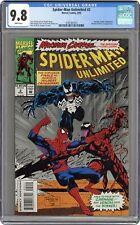 Spider-Man Unlimited #2 CGC 9.8 1993 3797387012