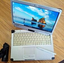 New listing Panasonic ToughBook Cf-C2 I5-4310U 2.0Ghz, Webcam, New 240Gb Ssd, Win 10 Pro