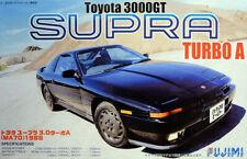 1988 Toyota Supra 3000GT Turbo A MA70 1:24 Model Kit Bausatz Fujimi 038629