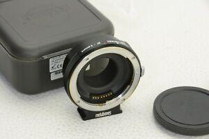 Metabones EF-E Canon EF an Sony E-Mount  ??? Mark II ???