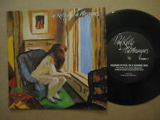 """PAUL KELLY Pouring Petrol On A Burning Man AUSSIE 7"""" SINGLE 1990 - PKM001.7"""