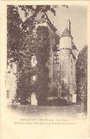 86 - cpa - ST JULIEN L'ARS - Le château