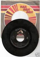 """Elvis  """" Kissin' Cousins """" & """"It Hurts Me""""  45 rpm-1964"""