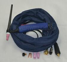 WP-9F-12E-2 TIG welding torch Complete Flexible Torch Body