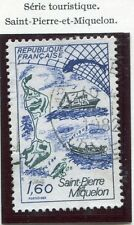 TIMBRE FRANCE OBLITERE N° 2193 SAINT PIERRE ER MIQUELON Photo non contractuelle