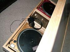 Turntable coffee table for TECHNICS 1200 Vestax Newmark Denon DJ mpc station