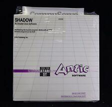 Shadow (Atari St, 1988)- File Transfer Program -Antic Publishing -Vtg Software