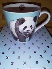 Queens Churchill Couture Panda Mug. New