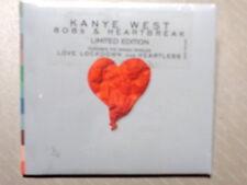 KANYE WEST  -  808s & HEARTBREAK  -  LIMITED EDITION - CD 2008 NUOVO E SIGILLATO