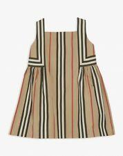 BURBERRY BABY GIRLS DRESS. 9-12 Months. BNWT. DESIGNER